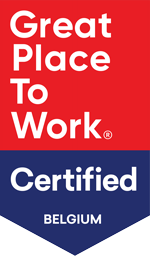Great place to work certified - Belgium